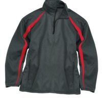 Pro Heather Fusion Perfomance Fleece Quarter-Zip Pullover Thumbnail