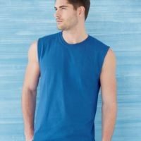 Ultra Cotton Sleeveless T-Shirt Thumbnail