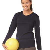 B-Core Women's Long Sleeve T-Shirt Thumbnail