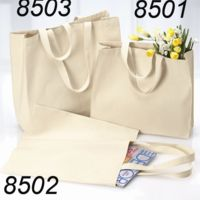 Branson 6 Ounce Cotton Canvas Tote Thumbnail