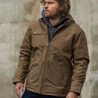 Yukon StormShield™ Canvas Hooded Jacket Thumbnail
