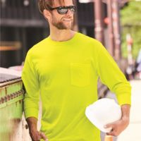 Workwear Long Sleeve Pocket T-Shirt Thumbnail