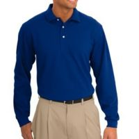 Rapid Dry™ Long Sleeve Polo Thumbnail