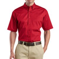 Short Sleeve SuperPro Twill Shirt Thumbnail