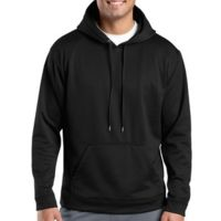 Sport Wick® Fleece Hooded Pullover Thumbnail