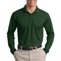 Long Sleeve Micropique Sport Wick® Polo Thumbnail