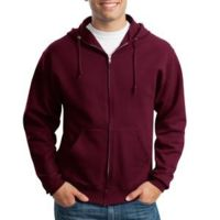 NuBlend® Full Zip Hooded Sweatshirt Thumbnail