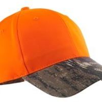 Safety Cap with Camo Brim Thumbnail